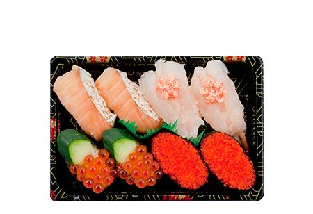 Duo Seafood Special Bento